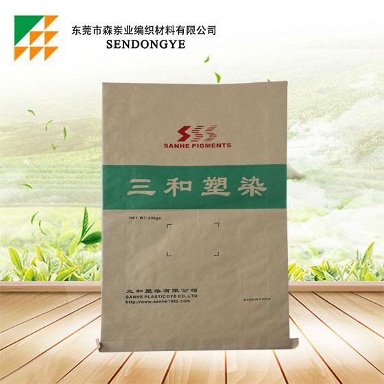 纸塑复合袋在工业用的优势